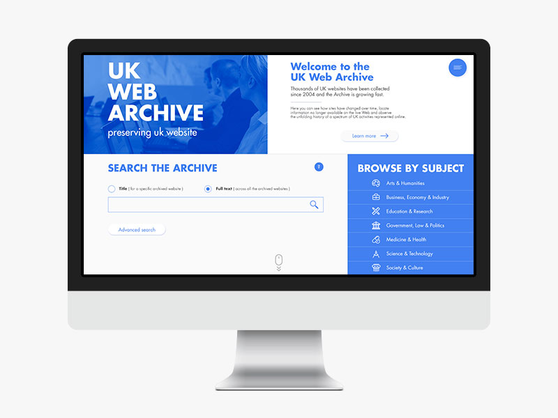 how to open a web archive file